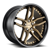 5 LUG METHOS - M195 BRONZE W/ GLOSS BLACK LIP