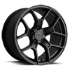 5 LUG MR133 SATIN BLACK
