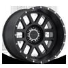 6 LUG MR606 MATTE BLACK
