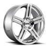 5 LUG ROC - S249 CHROME