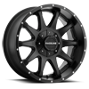 5 LUG 930 SHIFT MATTE BLACK