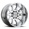 8 LUG 930 SHIFT CHROME - 20X12