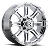 8 LUG 983 RAPTOR CHROME