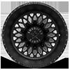 10 LUG 6G01 REALM SFSD BLACK MACHINED