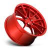 5 LUG SECTOR - M213 20X10.5 CANDY RED