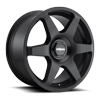 5 LUG SIX - CAST 1 PIECE MATT BLACK