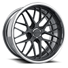 5 LUG GRID D.CONCAVE GRAY AND BRUSHED