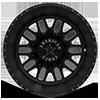 10 LUG 6G07 SECTOR SFSD BLACK MACHINED