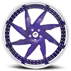 5 LUG SURGE CANDY PURPLE