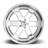 6 LUG HUSTLER 6 - U478 POLISHED