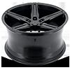 5 LUG V09 SPRY SATIN BLACK