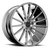 5 LUG VERDI CHROME
