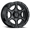 6 LUG XD139 PORTAL SATIN BLACK