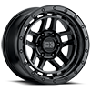 6 LUG XD140 RECON SATIN BLACK