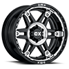 6 LUG XD840 SPY II GLOSS BLACK WITH MACHINE FACE