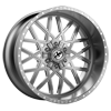 6 LUG XFX-307 BRUSHED