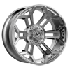 6 LUG XFX-308 BRUSHED