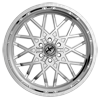 6 LUG XFX-307 CHROME