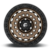 6 LUG ZEPHYR - D634 [TRUCK] BRONZE W/ BLACK RING