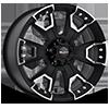 5 LUG 904 HAVOC FLAT BLACK