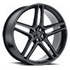 5 LUG CROWN GLOSS BLACK