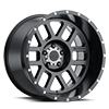 5 LUG MR606 MATTE BLACK