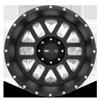 8 LUG MR606 MATTE BLACK