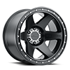 6 LUG MR610 MATTE BLACK