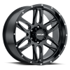 6 LUG M201 SATIN BLACK