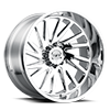 8 LUG T2A CHROME