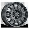 5 LUG 401 MATTE BLACK
