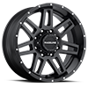8 LUG 931M INJECTOR 20X12 SATIN BLACK