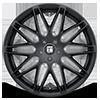 5 LUG TR75 MATTE BLACK