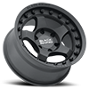 6 LUG BANTAM TEXTURED BLACK