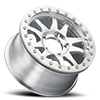 5 LUG 101 XTREME FORGED TRUE BEAD-LOCK MACHINED WITH MACHINED BEAD-LOCK: PRO2/PRO4 SHORT COURSE