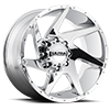 8 LUG 206 VORTEX CHROME