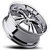 5 LUG 539 SHOCKWAVE CHROME