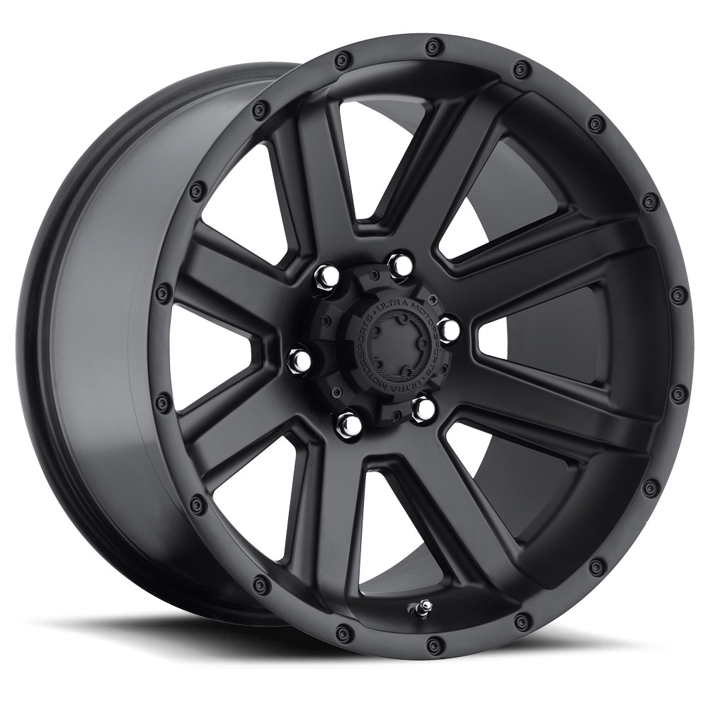 Ultra Motorsports 195 Crusher Wheels Socal Custom Wheels