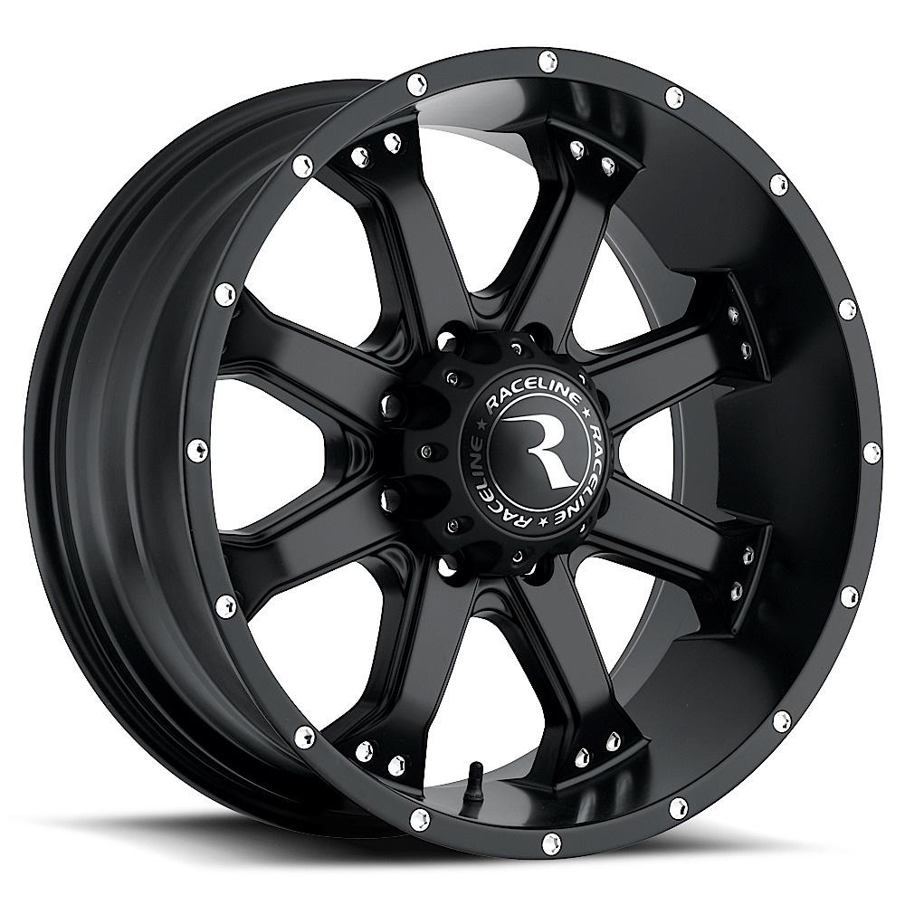 Ford Ranger Lug Pattern >> Raceline Wheels 991B Assault Wheels | SoCal Custom Wheels