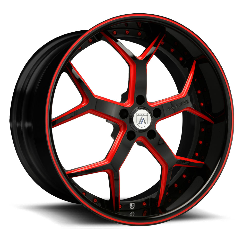 Asanti Wheels DA164 Wheels | SoCal Custom Wheels