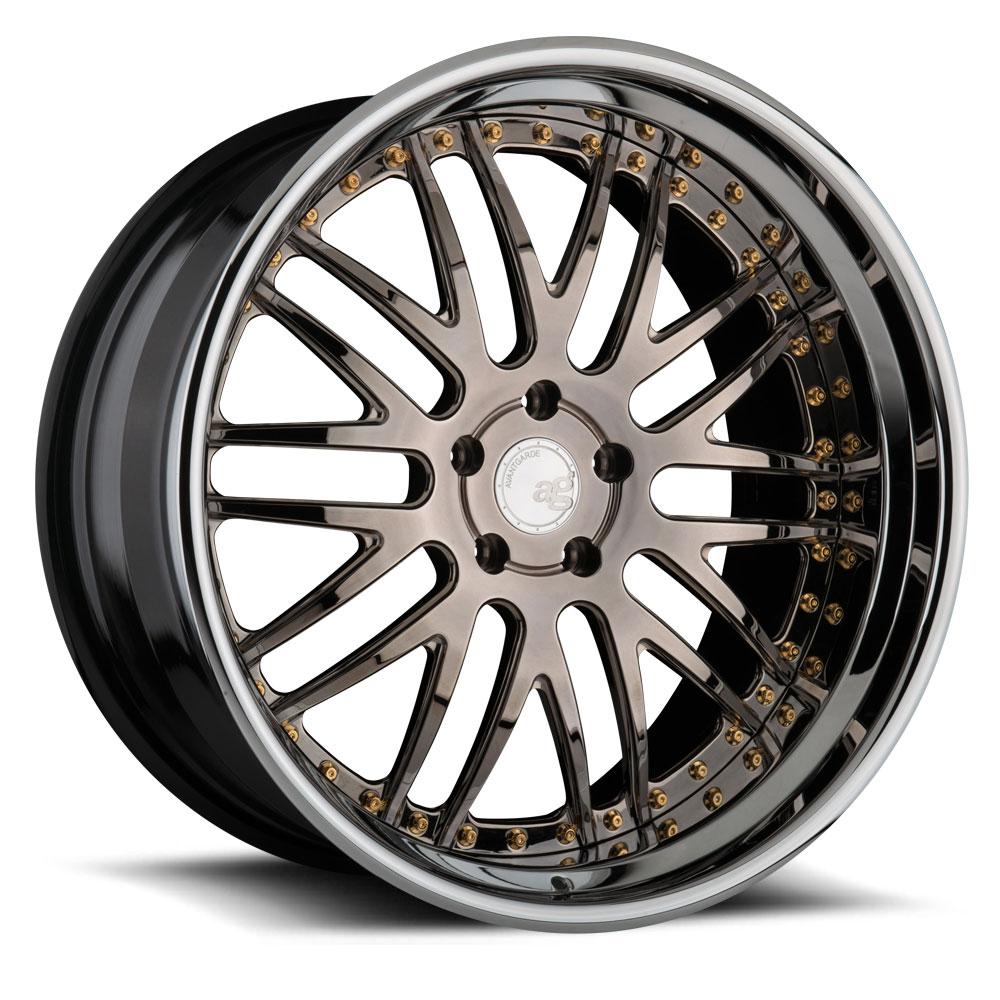 Ag Luxury Agl10 Wheels Socal Custom Wheels
