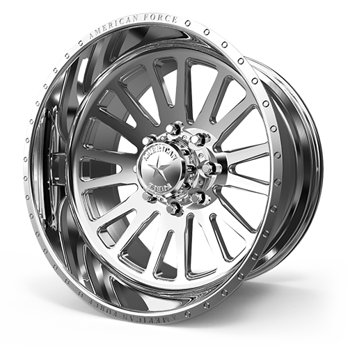American Force Concave Series Ck10 Quantum Cc Wheels