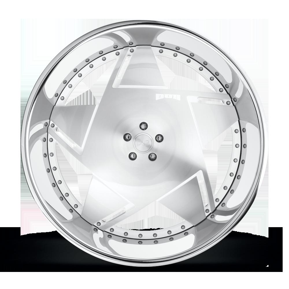 DUB Forged Boosta - XB6 Wheels | SoCal Custom Wheels