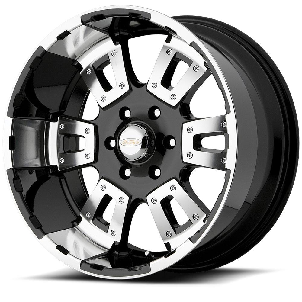 Diamo Wheels Di17 Karat Wheels Socal Custom Wheels