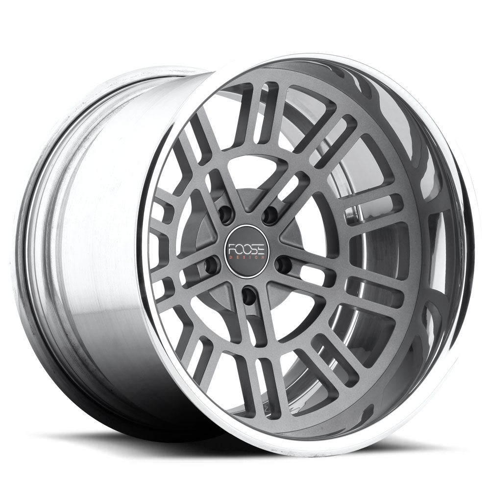 Foose Shelby F418 Concave Wheels Socal Custom Wheels