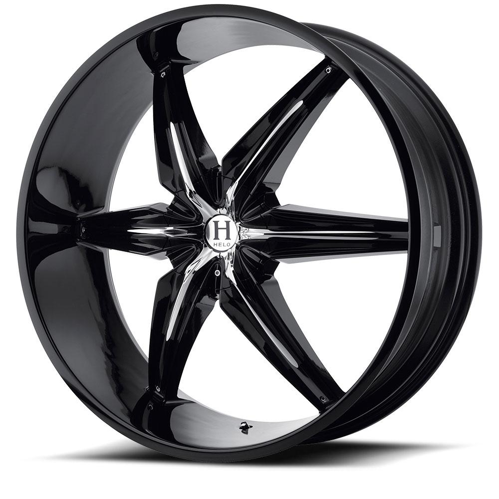 Re Chrome Rims >> Helo Wheels He866 Wheels Socal Custom Wheels