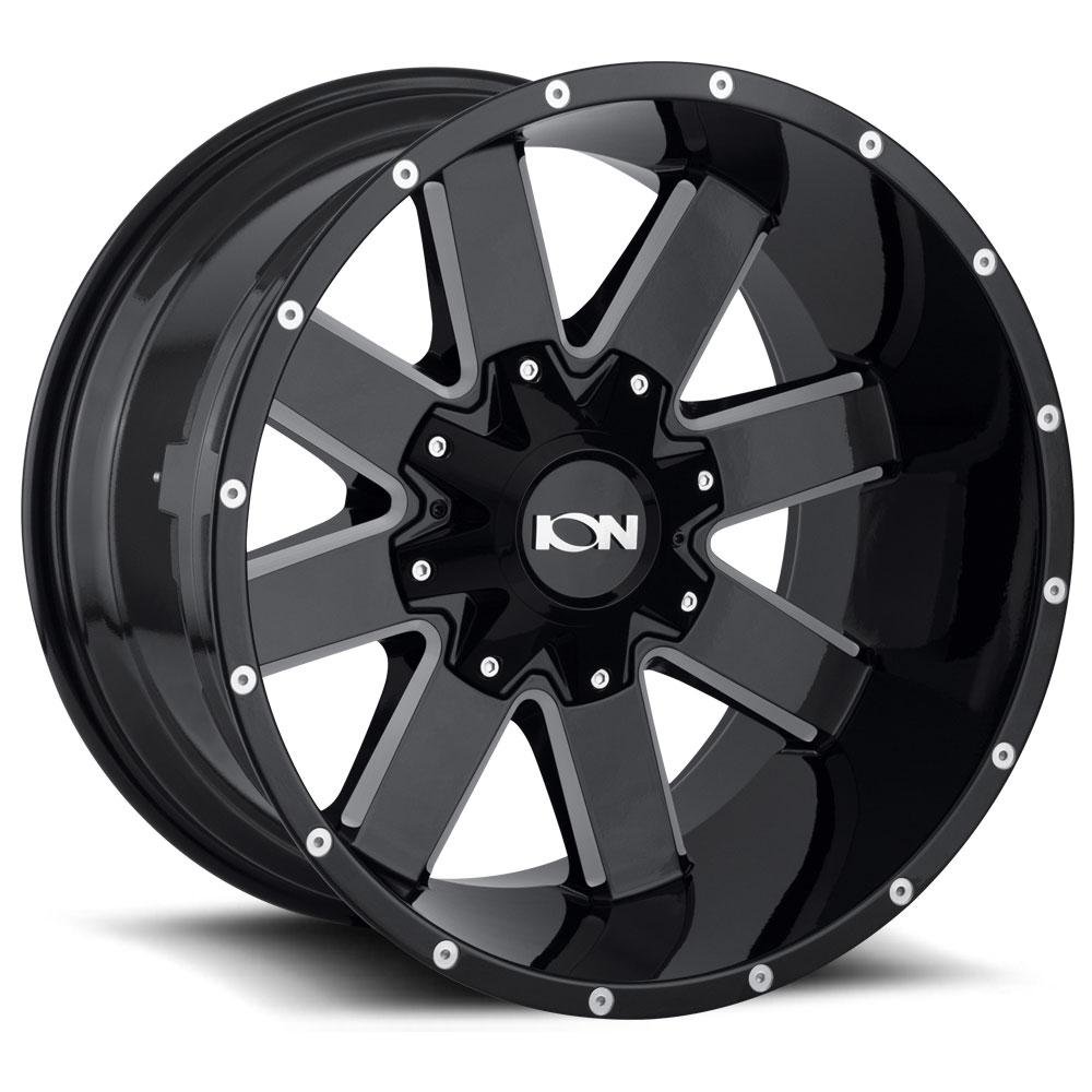 Ion Alloy Wheels 141 Wheels