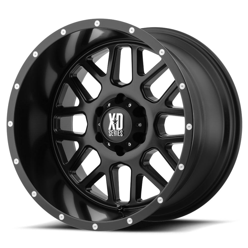 Xd Series By Kmc Xd820 Grenade Wheels Socal Custom Wheels