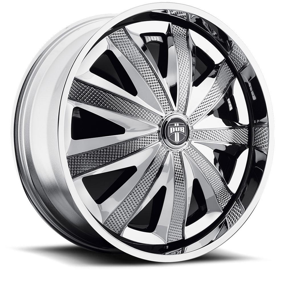 DUB Spinners Kraay - S739 Wheels | SoCal Custom Wheels