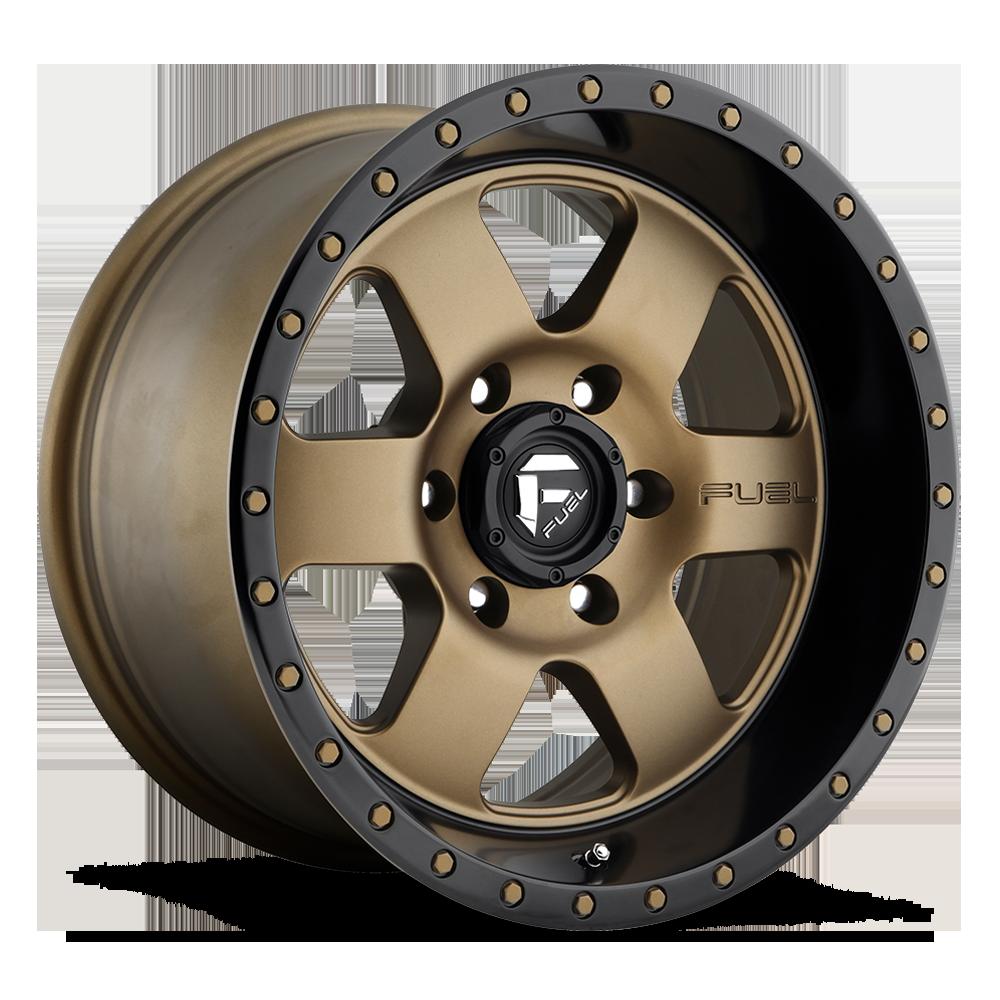 Fuel 1 Piece Wheels Podium D617 Wheels Socal Custom Wheels